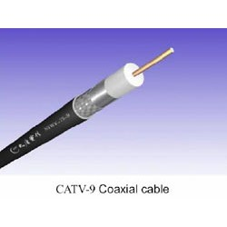 Coaxial cable for CATV-9