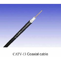 Coaxial cable for CATV-13