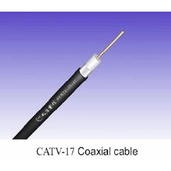 Coaxial cable for CATV-17